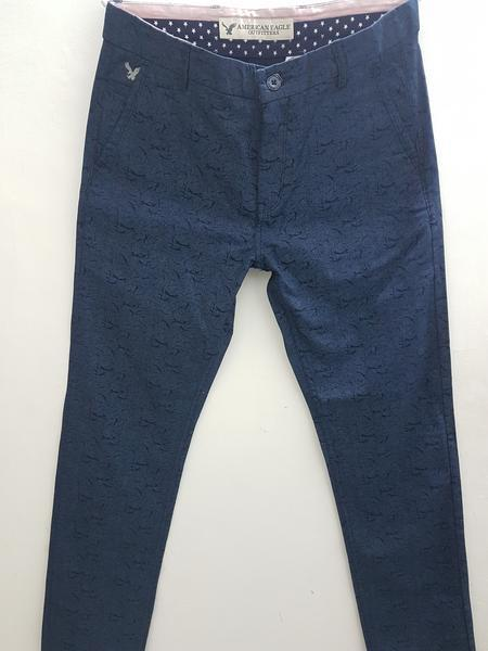 American Eagle Printed Chinos