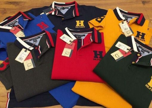 Tommy Hilfiger Collar 2 T-Shirt Pack