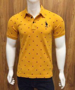 U.S Polo Printed 2 T-Shirt Polo Pack