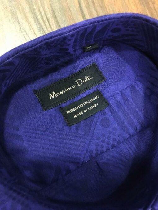 Massimo Dutti España Designer Shirt