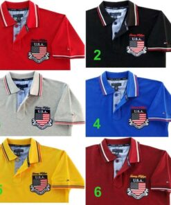 Tommy Hilfiger USA 2 Polo Pack
