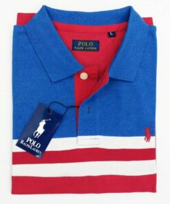 Ralph Lauren Stripes 2 T-Shirt Polo Pack