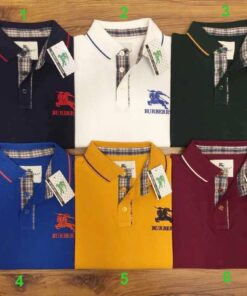 Burberry 2 T-Shirt Polo Pack
