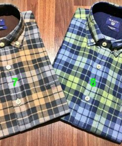 GANT Bankers Fitted Premium Shirts ( 20 Designs )