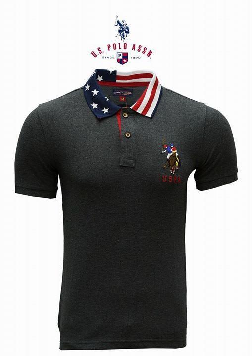 U.S Polo Assn USA Plated 2 Polo Pack