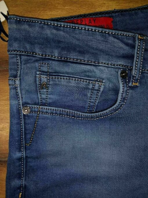 Replay Anbass Slim Fit Denims ( Size 38 Only )