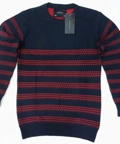 Zara Man Tribal Knit Sweater