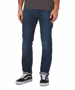 Levis 504 Blue Slim Fit Denims ( Size 38 Only )
