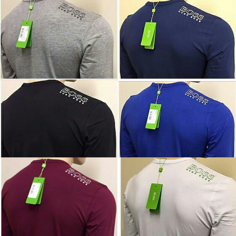 f725f540f Hugo Boss Full Sleeve 2 T-Shirt Pack