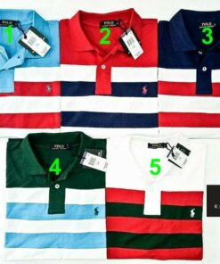 Ralph Lauren Cut & Sew 2 Polo Pack