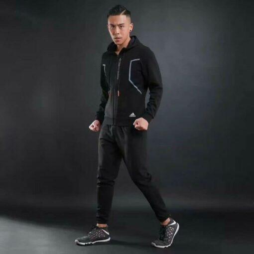 Adidas Streetwear Tracksuit ( Hoodie + Track )
