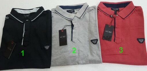 Armani Jeans 2 Polo Pack