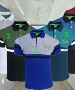 Hugo Boss Printed 2 Polo Pack
