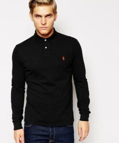 Ralph Lauren Classic Long Sleeve 2 Polo Pack