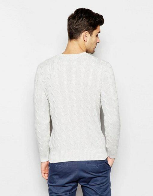 5837314 2 min 510x651 - Ralph Lauren Cable Knit Sweater