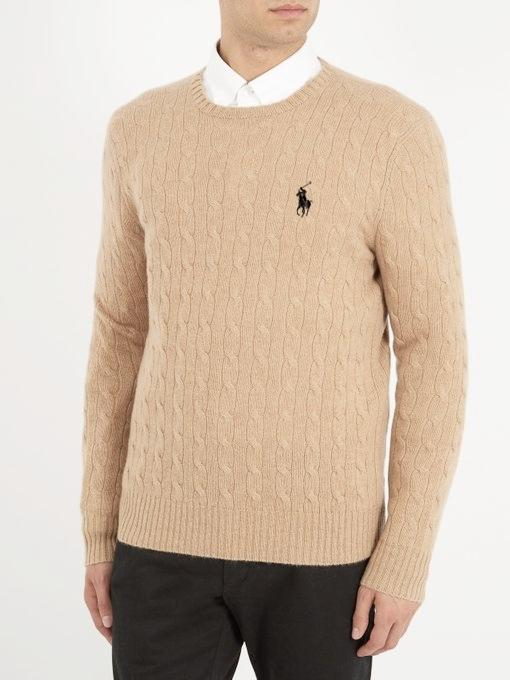 good out x how to buy low priced Ralph Lauren Cable Knit Sweater