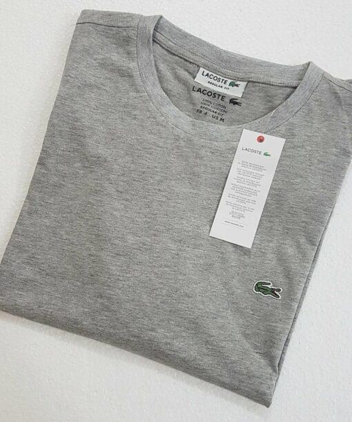 Lacoste Pima Short Sleeve 3 T-Shirt Pack