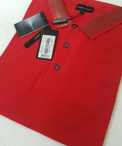 Emporio Armani Rubber Collar 2 Polo Pack