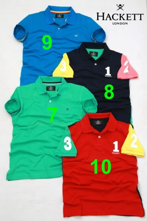 74158289 1006700036336016 8183225288130297856 n min 510x765 - Hackett London 2 Polo Pack ( Summer Collection 2019 )