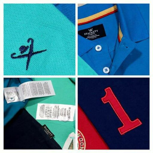 Hackett London 2 Polo Pack ( Spring Collection 2018 )