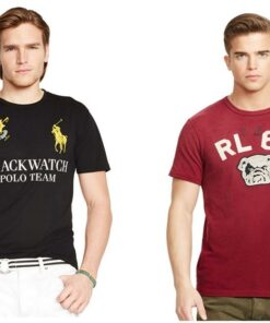 Ralph Lauren Performance 2 T-Shirt Pack (12 Designs)