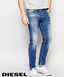 Diesel Sleenker Skinny Fit Denim