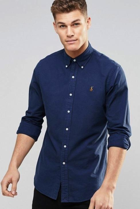 Ralph Lauren Classic Oxford Shirt