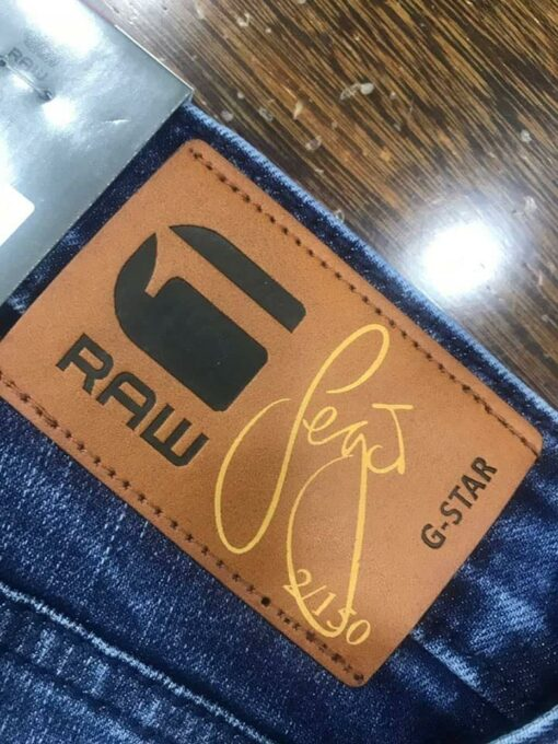 G-Star Raw 3301 Distressed Jeans
