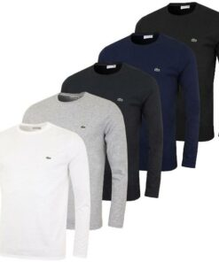 Lacoste Full Sleeve 2 T-Shirt Pack