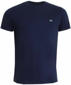 Lacoste Pima Short Sleeve 3 T-Shirt Pack