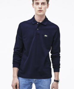 11501572234690 Long sleeve Lacoste L1212 polo 1531501572234573 1 min 247x296 - Lacoste L12.12 2 Full Sleeve Pique Polo Pack