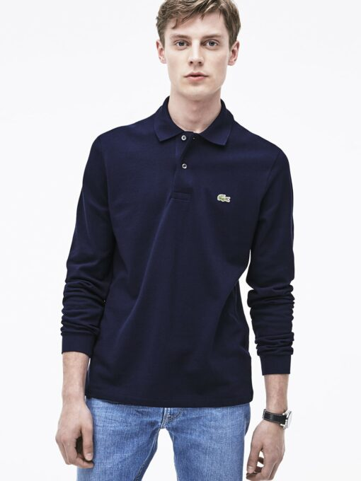 11501572234690 Long sleeve Lacoste L1212 polo 1531501572234573 1 min 510x680 - Lacoste L12.12 2 Full Sleeve Pique Polo Pack