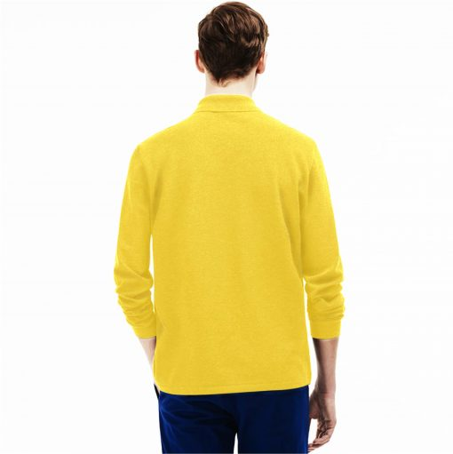 2 min 3 510x511 - Lacoste L12.12 2 Full Sleeve Pique Polo Pack