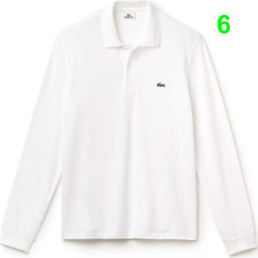 L1312 001 24 510x510 - Lacoste L12.12 2 Full Sleeve Pique Polo Pack
