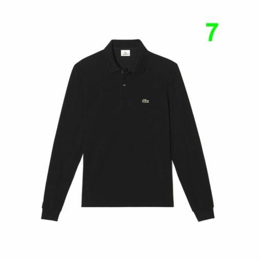 2023108c Long Sleeve Black Lacoste L 12 12 Polo L1312 00 2 min 510x510 - Lacoste L12