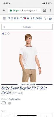 52176127 298022020908131 3744347089878908928 n 185x400 - Tommy Hilfiger Premium 2 T-Shirt Pack
