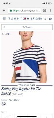 52407844 2668132216560086 3654849789725507584 n 185x400 - Tommy Hilfiger Premium 2 T-Shirt Pack