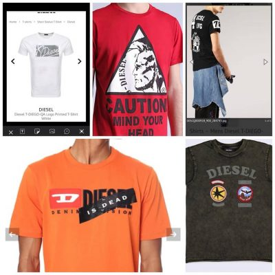 57952105 359090848061049 4819375709187059916 n min 400x400 - Diesel Hate Couture 2 T-Shirt Pack