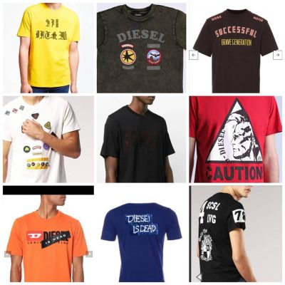 58410217 347848216078624 1956034469365946525 n min 400x400 - Diesel Hate Couture 2 T-Shirt Pack