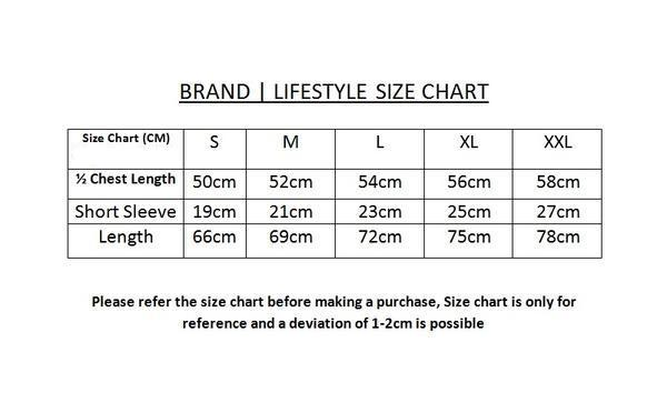 SIZE CHART - Diesel Hate Couture 2 T-Shirt Pack