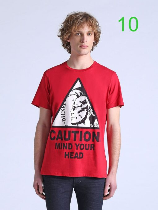 diesel red t caution product 1 18509102 0 889487690 normal min 510x680 - Diesel Hate Couture 2 T-Shirt Pack