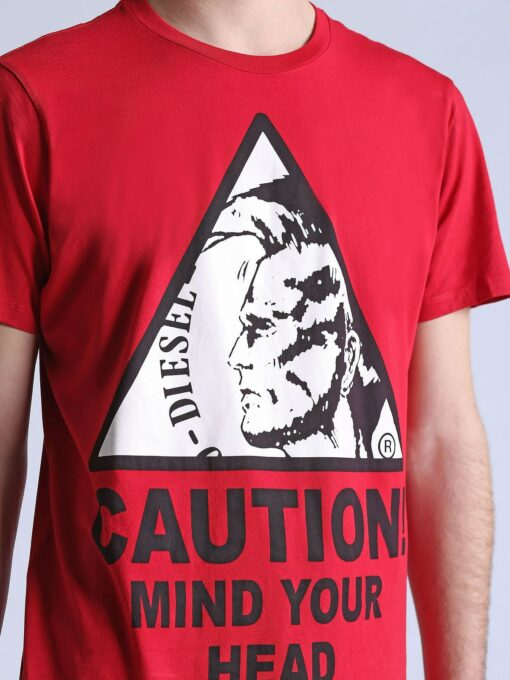 diesel red t caution product 1 18509102 1 889487722 normal min 510x680 - Diesel Hate Couture 2 T-Shirt Pack