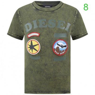 diesel 70522 1 min 400x400 - Diesel Hate Couture 2 T-Shirt Pack