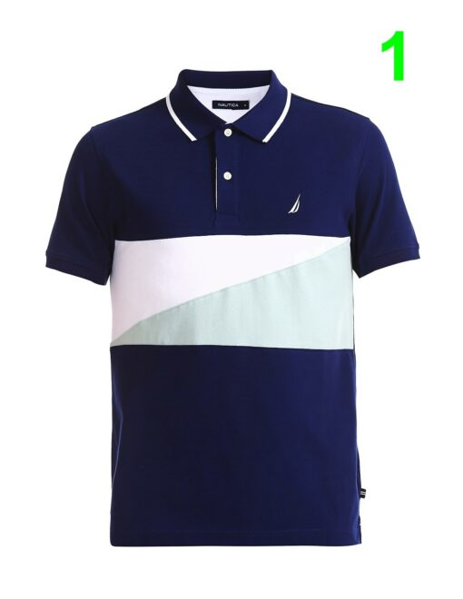 6 2 min 510x660 - Nautica Heritage 2 Polo Pack