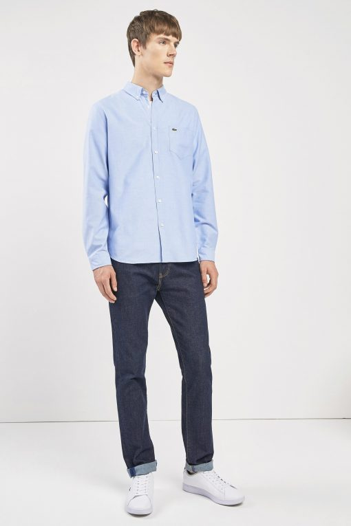 196784s3 min 510x765 - Lacoste Premium Oxford Shirts