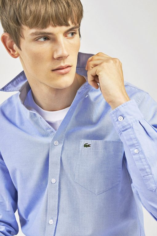 196784s4 min 510x765 - Lacoste Premium Oxford Shirts