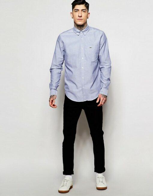 6343917 4 min 510x651 - Lacoste Premium Oxford Shirts