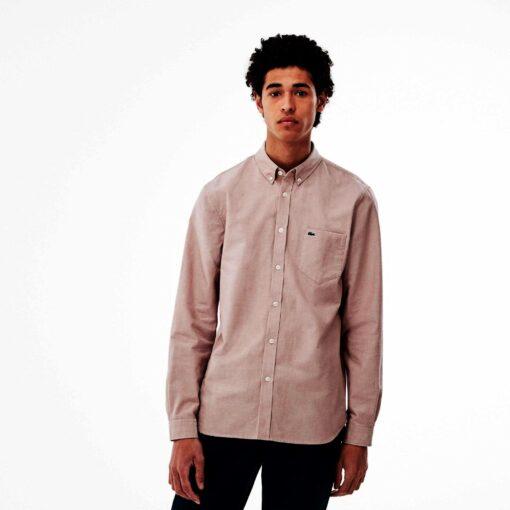 95ccaa2c f7cb 40cc af25 30e8529328e0 size2000x2000 cropCenter min 510x510 - Lacoste Premium Oxford Shirts