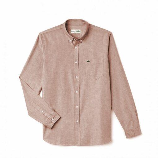 brown min 510x510 - Lacoste Premium Oxford Shirts