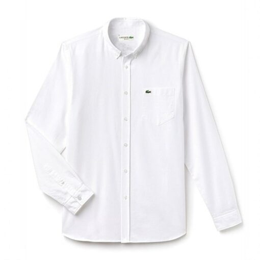 white min 1 510x510 - Lacoste Premium Oxford Shirts